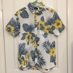Quiksilver Aloha Button Down Shirt